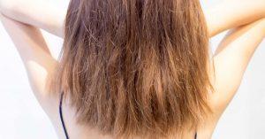 ماسك الزبادي وزيت الزيتون لتغذية الشعر التالف