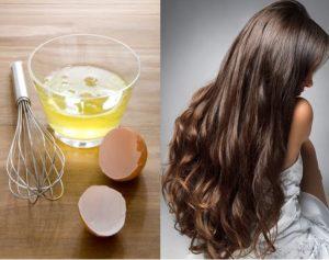 ماسك صفار البيض وماء البصل لعلاج تساقط الشعر.. لن تتخيلي النتائج
