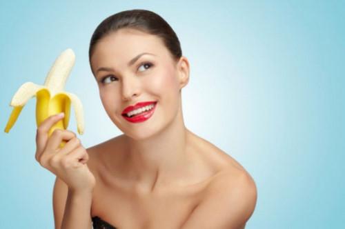 ماسك الموز لترطيب الشعر وعلاج جفاف فروة الرأس