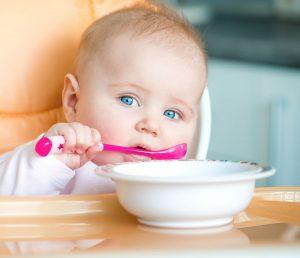 فوائد الشوفان للأطفال الرضع