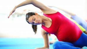 أهمية التمارين الرياضية للمرأة الحامل