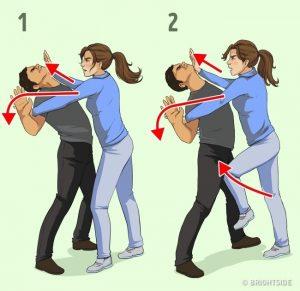 في يوم العنف ضد المرأة.. 8 نصائح للدفاع عن نفسك