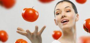 تعرفي على فوائد الطماطم للبشرة.. لن تتخيلي