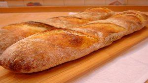 طريقة تحضير الخبز الفرنسي في المنزل