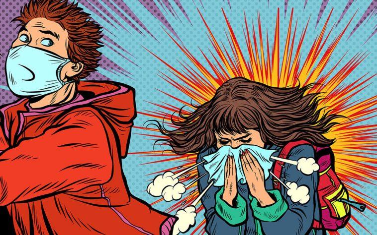 5 طرق لمواجهة فيروس كورونا فى المواصلات العامة