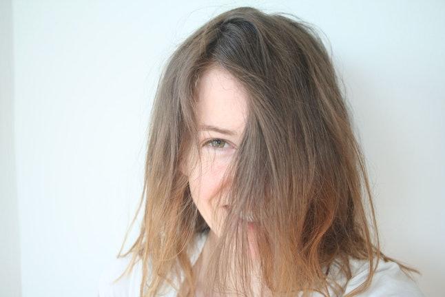 ماسك الزبادي لعلاج الشعر الهايش من أول مرة
