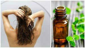 وصفة زيت النعناع لتحفيز نمو الشعر وعلاج مشاكل الفروة